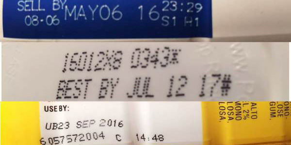 Expiration Date Labeling Reform: Small Changes, Huge Impact