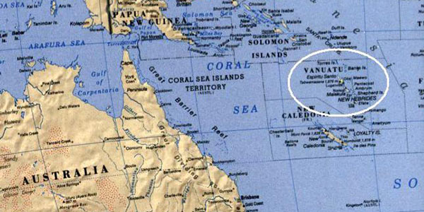 Pacific Island Nation of Vanuatu Plans Junk Food Ban
